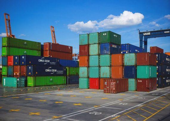 Tipos de contenedores para logística